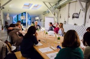 Workshop despre schimbarea obiceiurilor alimentare @ Simbio | București | Municipiul București | Romania